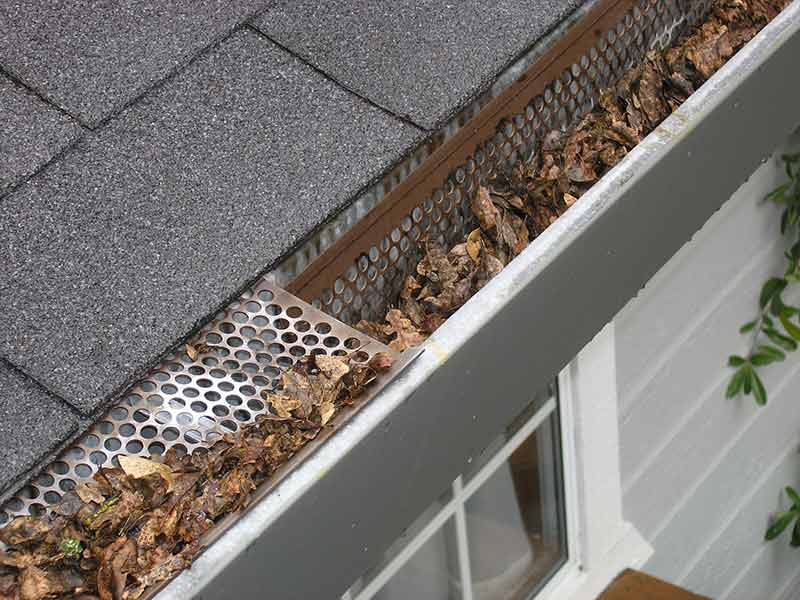 Gutter Cleaner Oldham