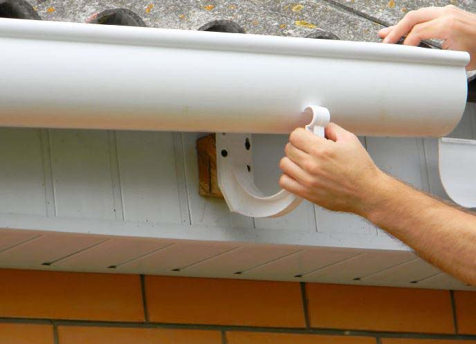 Gutter Repairs Mossley